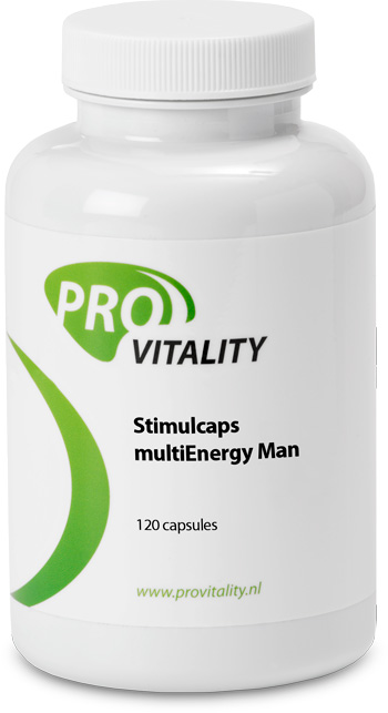 Stimulcaps multiEnergy Man